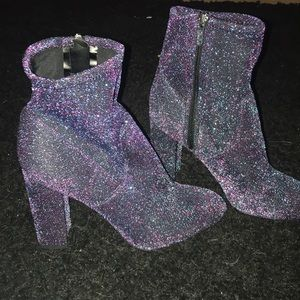 Circus by Sam Edelman Sparkle Booties